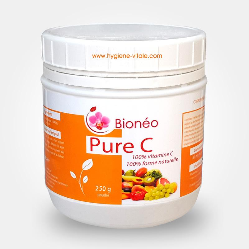Vitamine pure C - 250 g