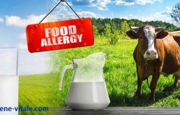 Lait de vache - Danger