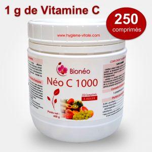 neo C 1000 Bionéo 250 comprimés