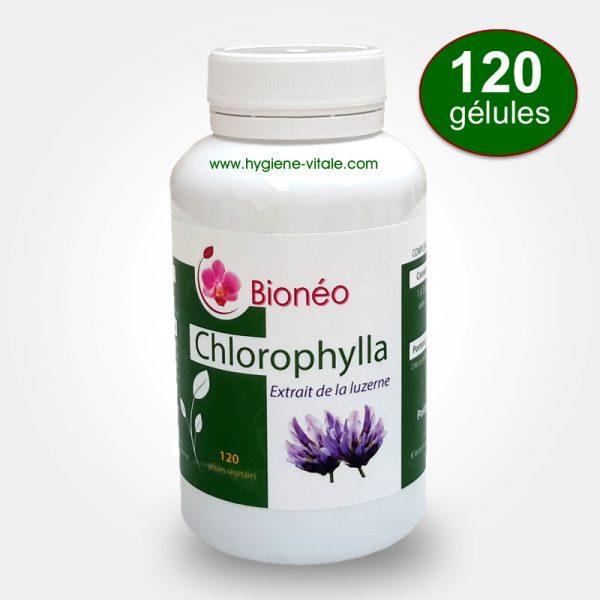 chlorophylla 120 gélules