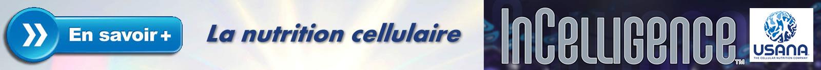 USANA Nutrition cellulaire