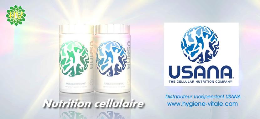 USANA La nutrition cellulaire